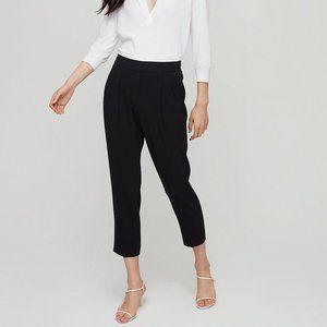 Aritzia Babaton black Cohen pants
